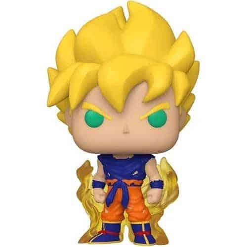 Dragon Ball Z Super Saiyan Goku (First Appearance) Pop! Vinyl Figure Figures