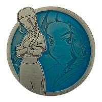 Avatar: The Last Airbender Katara Portrait Series Enamel Pin Pins