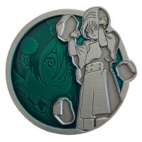 Avatar: The Last Airbender Toph Portrait Series Enamel Pin Pins