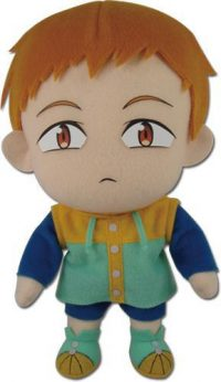 The Seven Deadly Sins Fairy King Harlequin 8″ Plush Anime Plushies