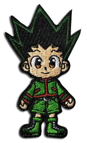 Hunter X Hunter – Chibi Gon Embroidered Patch Patches