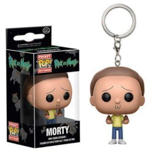 Rick and Morty Morty Pocket Pop! Keychain Keychains