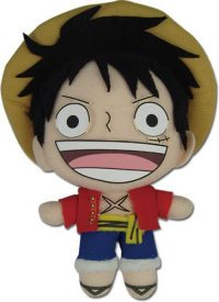 One Piece – Luffy New World 5″ Plush Anime Plushies