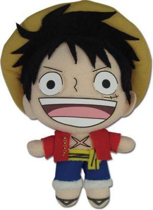 One Piece – Luffy New World 5″ Plush Anime Plushies