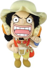 One Piece – Usopp 8″ Plush Anime Plushies