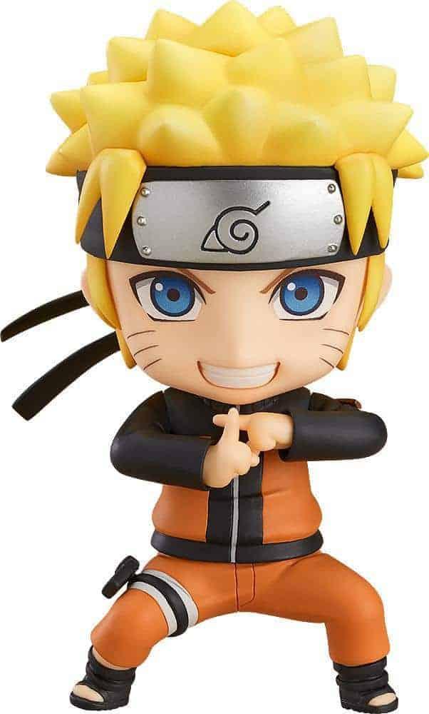 Nendoroid Naruto Uzumaki (2nd Re-Run) Figures