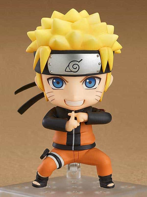 Nendoroid Naruto Uzumaki (2nd Re-Run) Figures 2