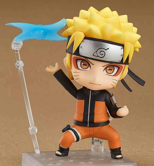 Nendoroid Naruto Uzumaki (2nd Re-Run) Figures 5