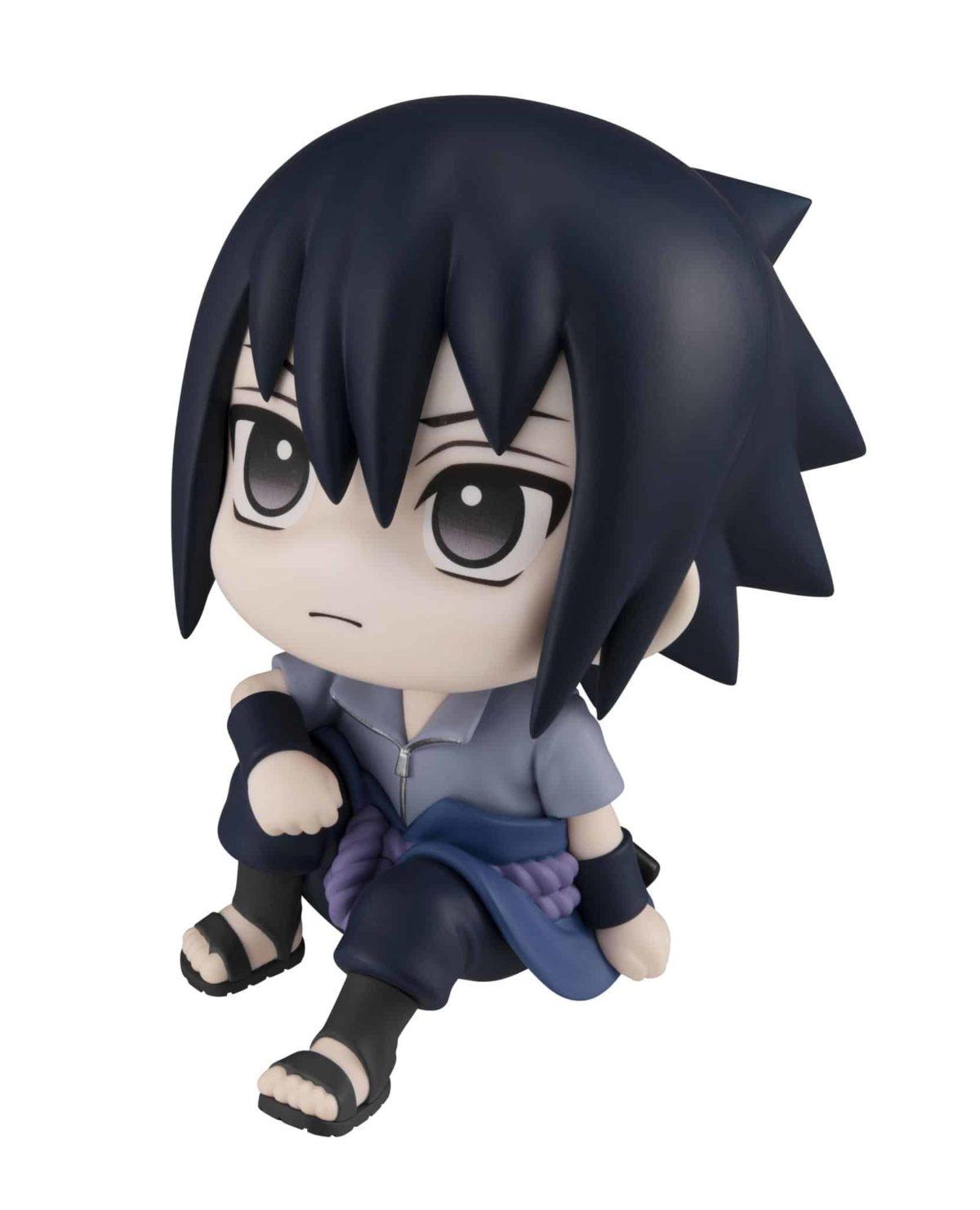 Naruto Shippuden Uchiha Sasuke Lookup Series Figures 2