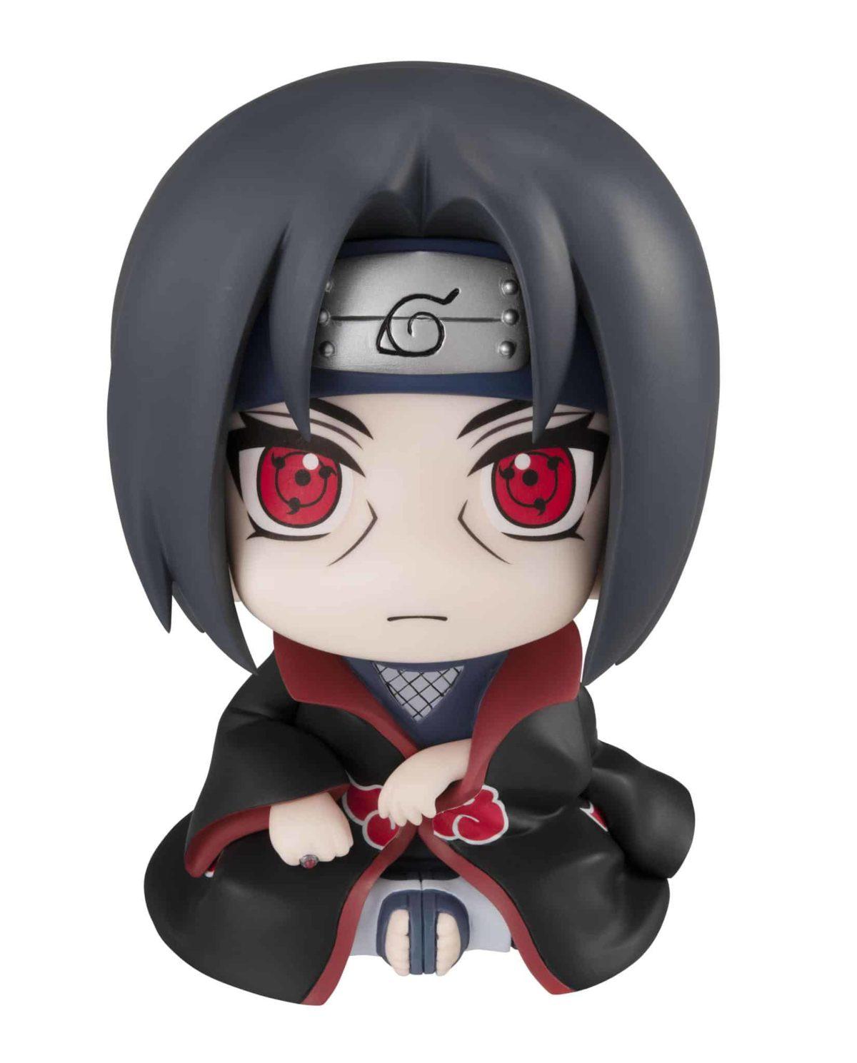 Naruto Shippuden Uchiha Itachi Lookup Series Figures