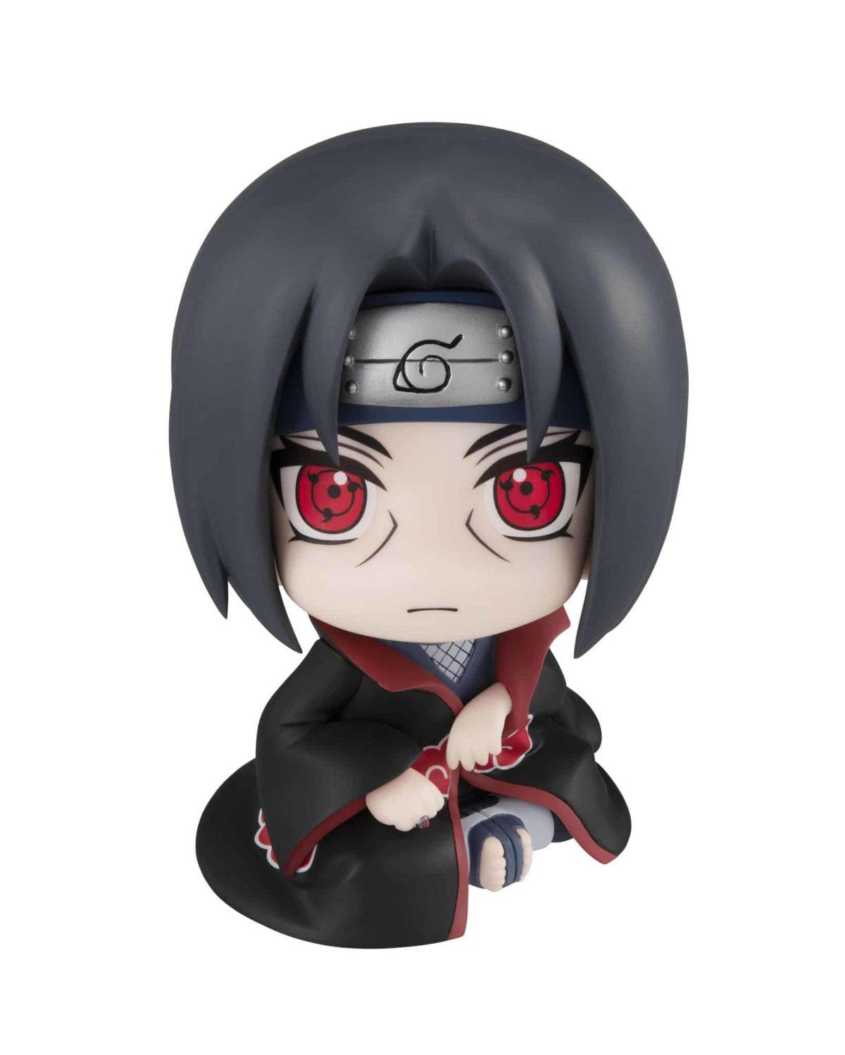 Naruto Shippuden Uchiha Itachi Lookup Series Figures 2