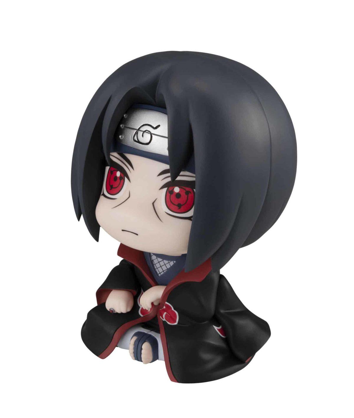 Naruto Shippuden Uchiha Itachi Lookup Series Figures 3