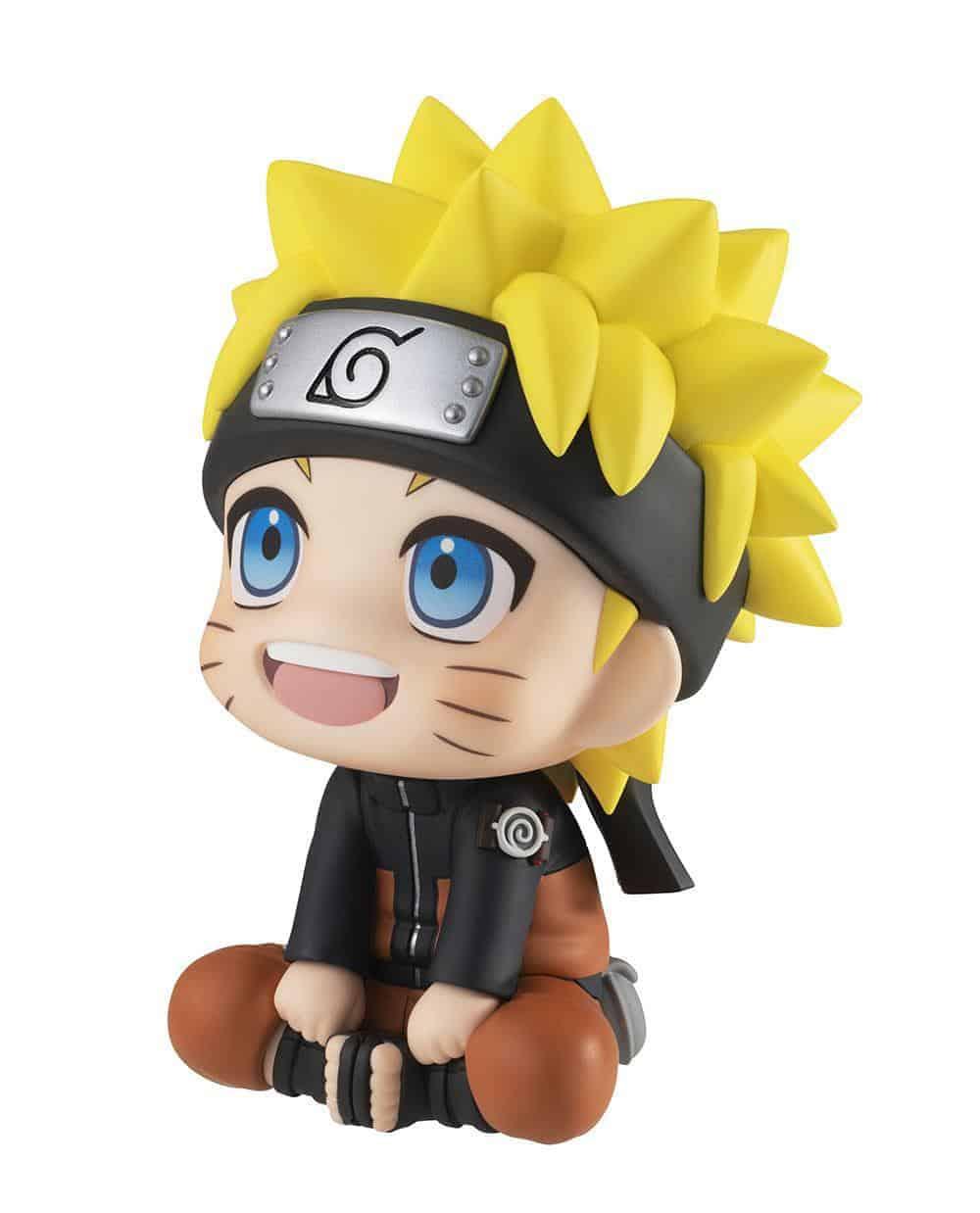 Naruto Shippuden Uzumaki Naruto Lookup Series Figures 2