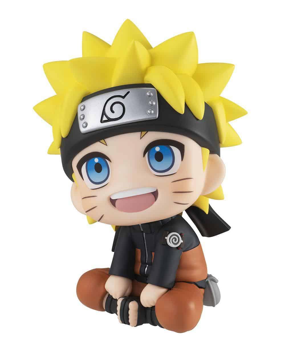 Naruto Shippuden Uzumaki Naruto Lookup Series Figures 3