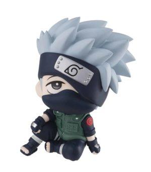 Naruto Shippuden Hatake Kakashi Lookup Series Figures 4