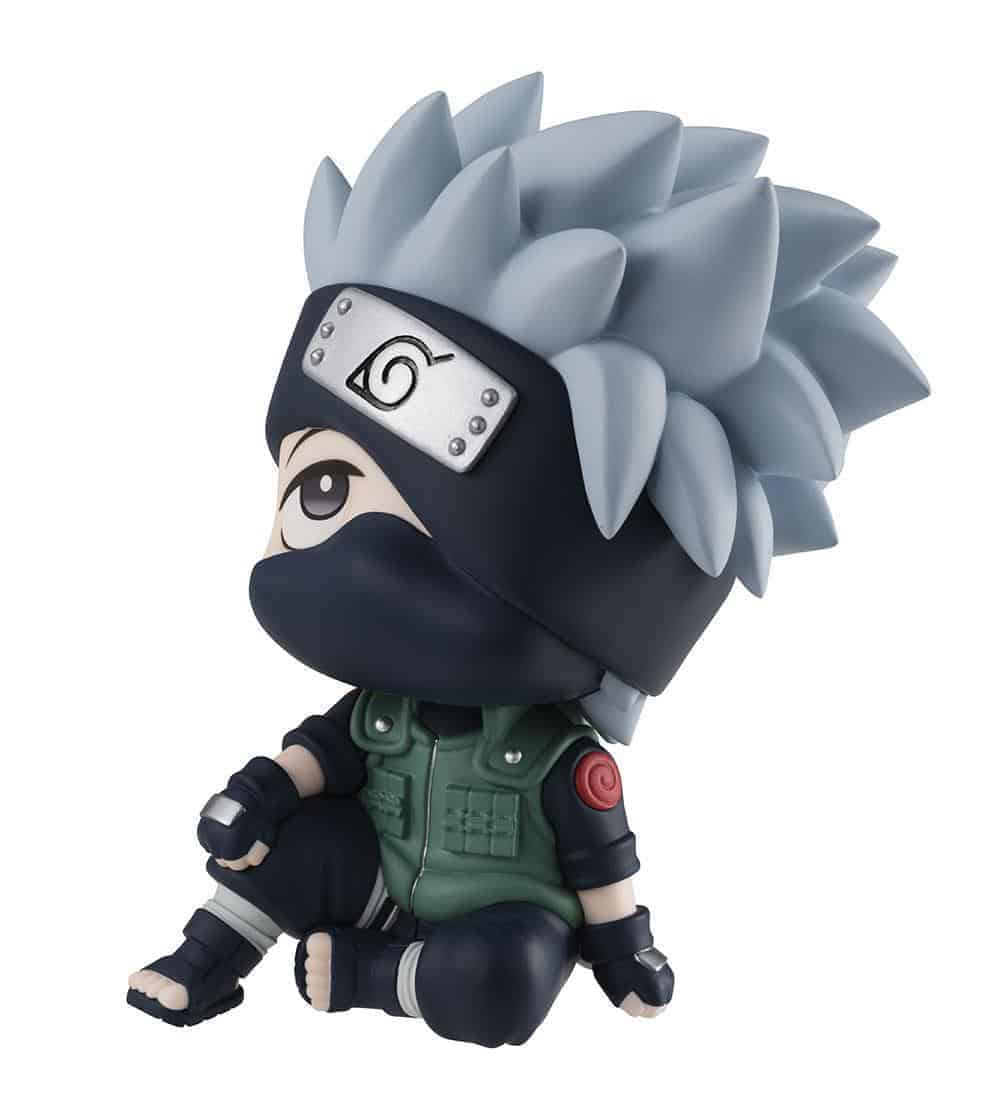 Naruto Shippuden Hatake Kakashi Lookup Series Figures 2