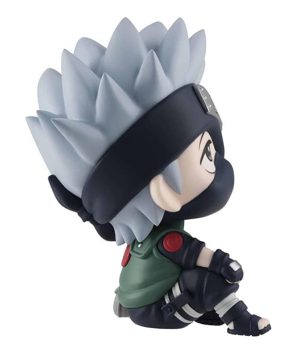 Naruto Shippuden Hatake Kakashi Lookup Series Figures 3