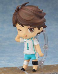 Haikyu!!  Toru Oikawa Nendoroid (2nd re-Run) Figures