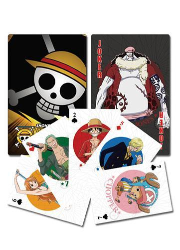 One Piece Playing Cards Playing Cards
