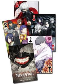 Tokyo Ghoul Group Playing Cards Playing Cards