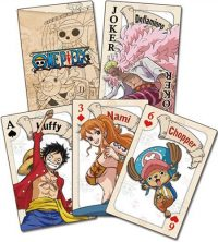 One Piece Punk Hazard Group Playing Card Playing Cards
