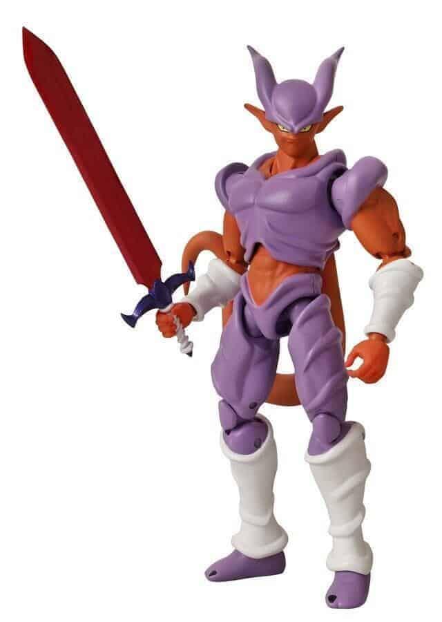 Dragon Ball Super Dragon Stars Janemba Action Figure Action Figures 3