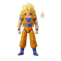 Dragon Ball Stars Action Figure – Super Saiyan 3 Goku Action Figures