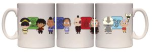 Avatar the Last Airbender Ceramic Mug Mugs