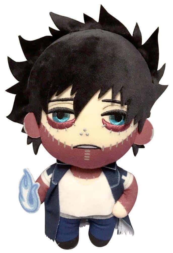 My Hero Academia S2 Dabi Battle Form 8″ Plush Anime Plushies