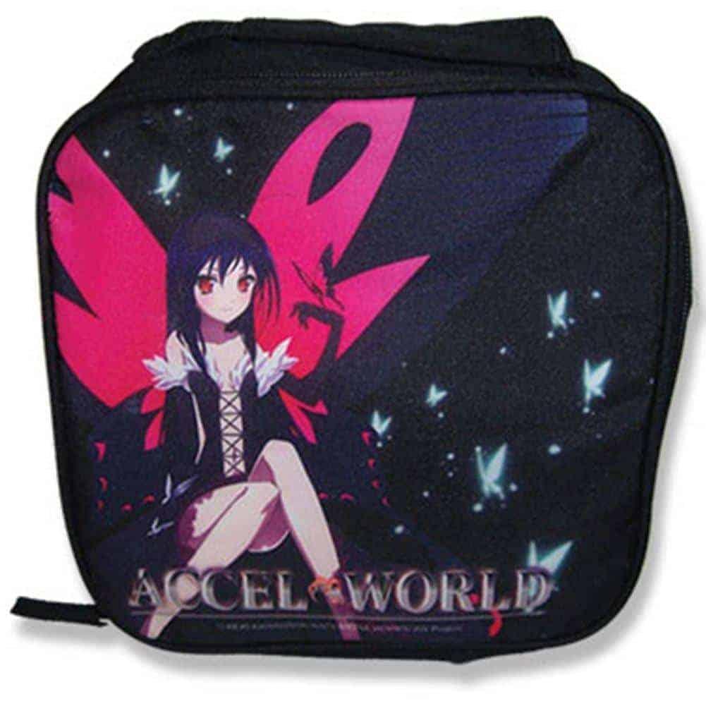 Accel World Kuroyukihime Lunch Bag Lunch Boxes 4