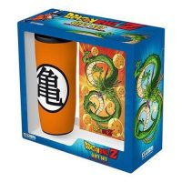 Dragon Ball Z Tumbler and Journal Travel Gift Set Gift Sets