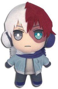 My Hero Academia Todoroki Snow Outfit 8″ Plush Anime Plushies