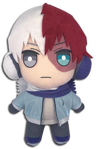 My Hero Academia Todoroki Snow Outfit 8″ Plush Plushies 4