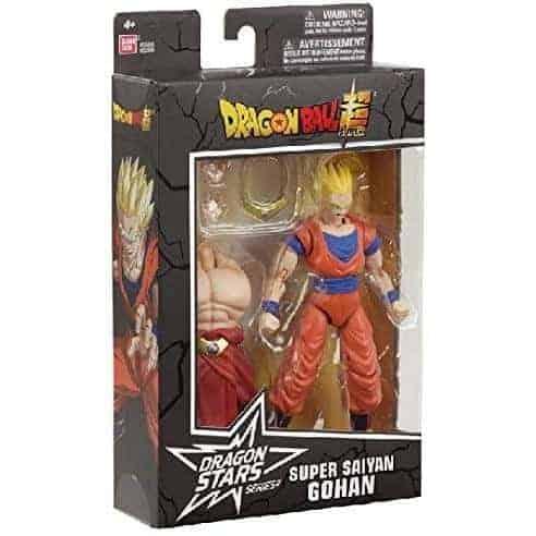 Dragon Ball Dragon Stars Super Saiyan Gohan Action Figure Action Figures 2