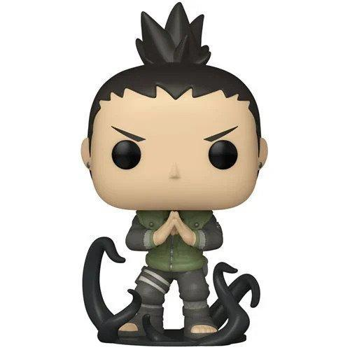 Naruto Shikamaru Nara Pop! Vinyl Figure Figures