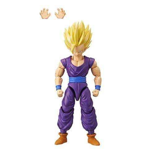 Dragon Ball Stars Super Saiyan 2 Gohan Action Figure Action Figures