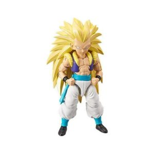 Dragon Ball Stars Super Saiyan 3 Gotenks Action Figure Action Figures