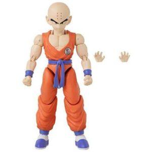 Dragon Ball Stars Krillin Action Figure Action Figures