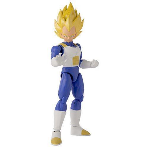 Dragon Ball Stars Super Saiyan Vegeta Action Figure Action Figures