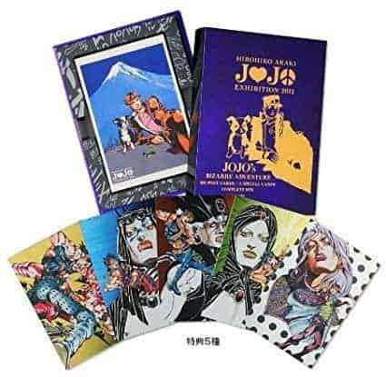 Jojo's Bizarre Adventure Big Group Playing Cards Playing Cards