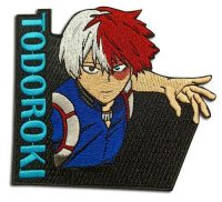 My Hero Academia Shoto #2 Patch Patches