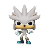 Sonic the Hedgehog 30th Anniversary Silver Pop! Vinyl Figure Figures