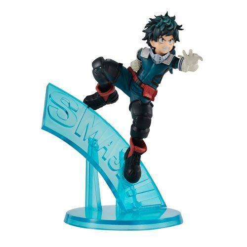 My Hero Academia Izuku Midoriya Styling Mini-Figure Figures