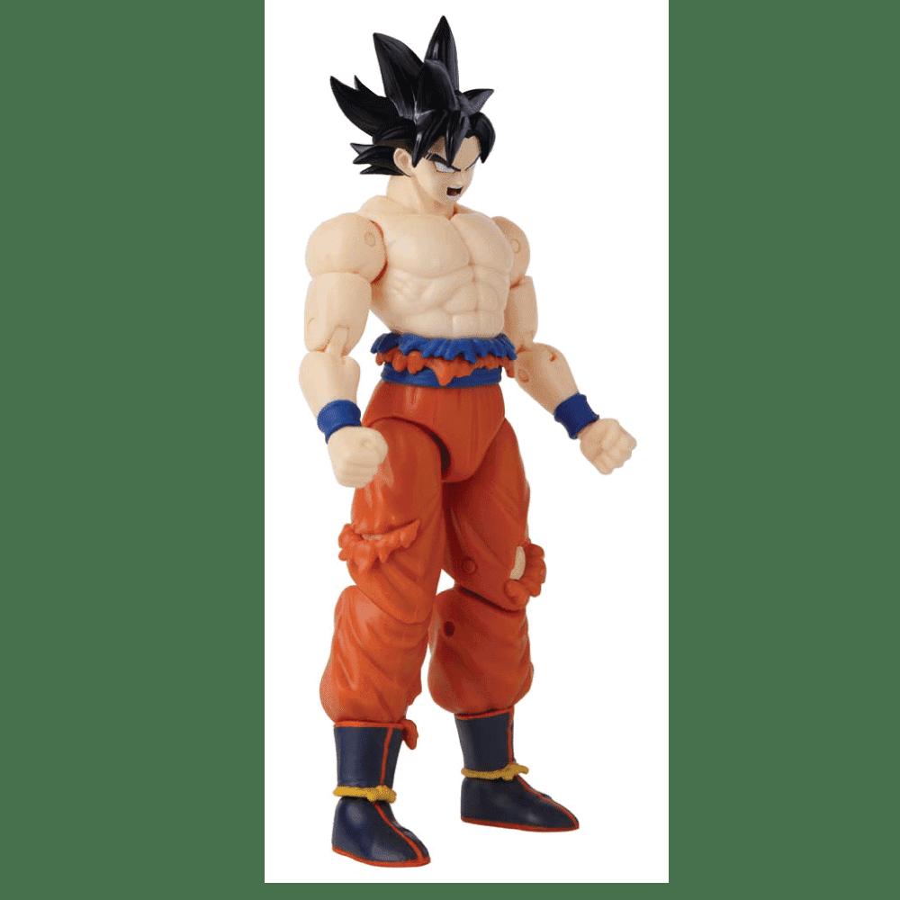 Dragon Ball Stars Super Instinct Goku Action Figure (Wave 15) Action Figures 2