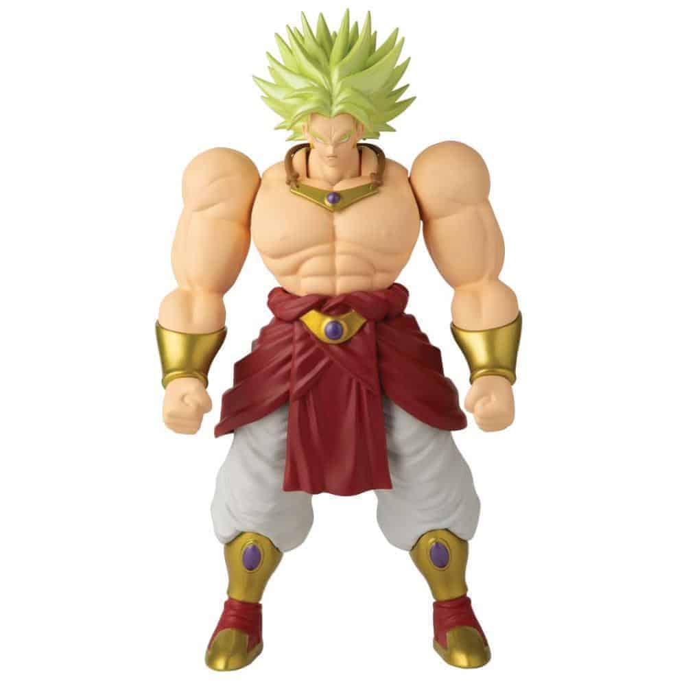 Dragon Ball Super Limit Breaker Super Saiyan Broly 13″ Action Figure Action Figures