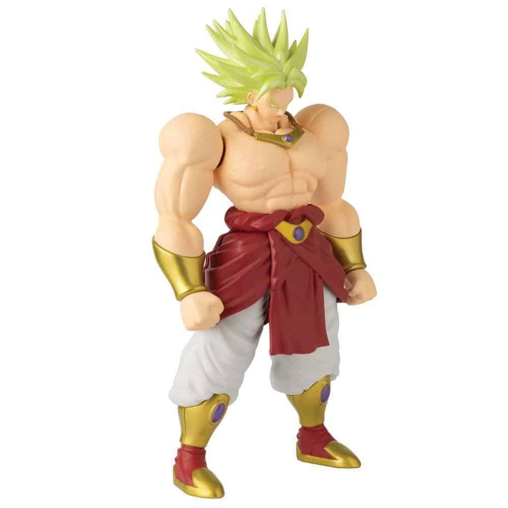 Dragon Ball Super Limit Breaker Super Saiyan Broly 13″ Action Figure Action Figures 2