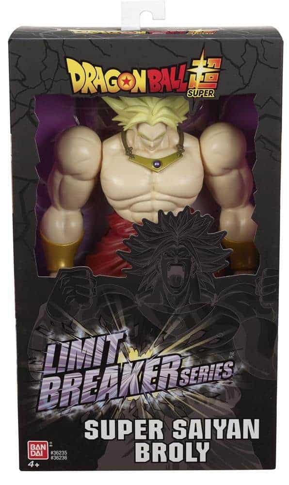 Dragon Ball Super Limit Breaker Super Saiyan Broly 13″ Action Figure Action Figures 3