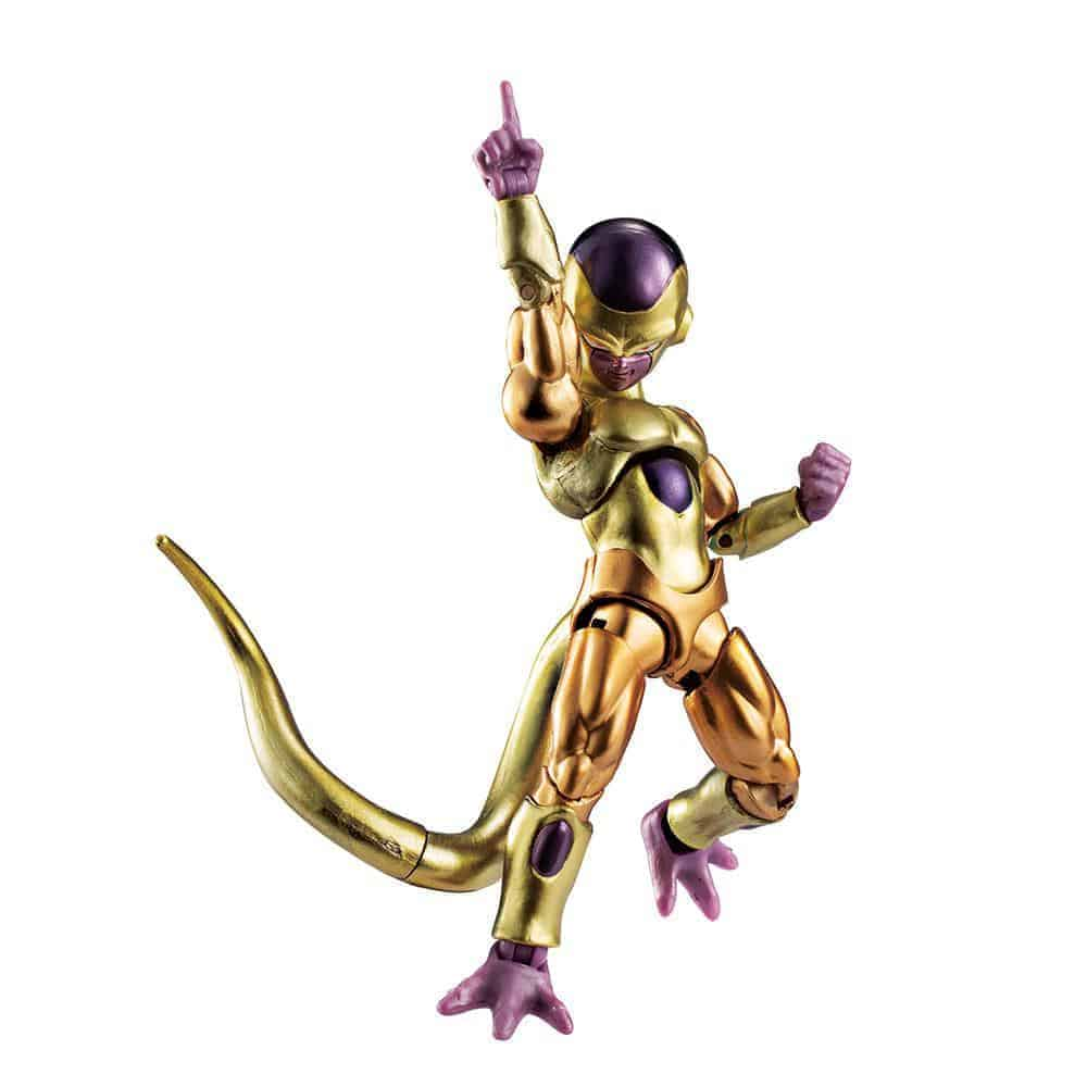 Dragon Ball Super Evolve Golden Frieza 5″ Action Figure Action Figures