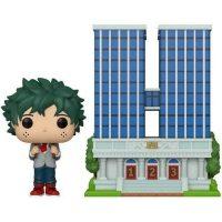 My Hero Academia U.A. High School with Deku in Uniform Pop! Town Figures