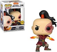 Pop! Animation: Avatar: The Last Airbender Zuko Pop (Chase) Figures